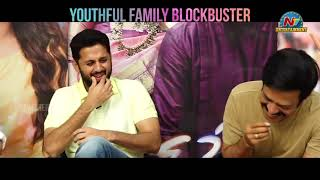 RangDe Movie Team Interview   Nithiin   Keerthy Suresh  