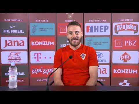 """Vlašić: """"Jako je važno pobijediti Čehe"""""""