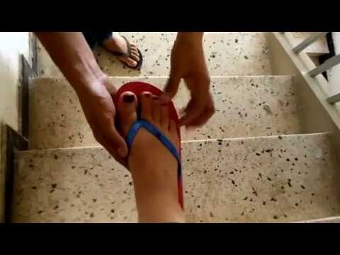 foot worship in care