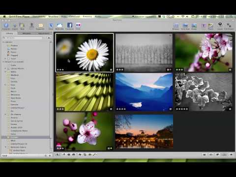 Aperture. Come creare una SlideShow con i vari effetti - Mac...