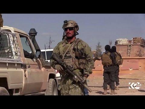 Ενισχύεται η στρατιωτική παρουσία των ΗΠΑ στη Συρία