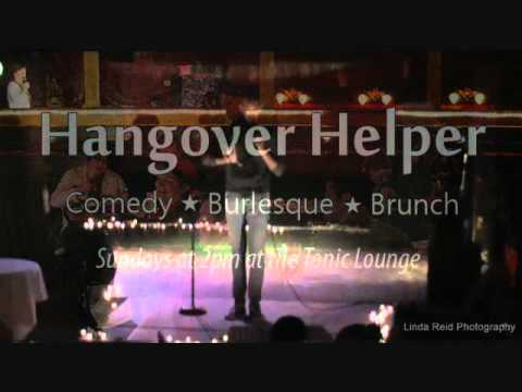 Hangover Helper Comedy