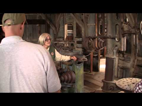BODIE CA – GHOST TOWN STAMP MILL TOUR P.4