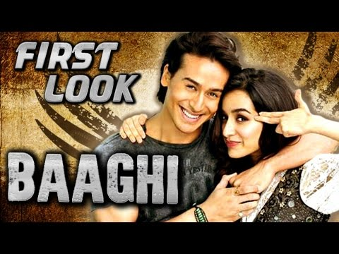 Baaghi Official Trailer | Baaghi: A Rebel for Love Official Trailer 2016
