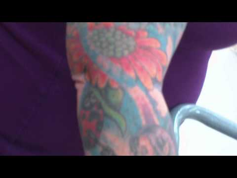 pt 7 8-1-13 more tattoos in nampa idaho. colorful tattoo