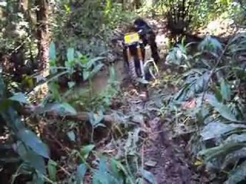 trilha em Elias Fausto