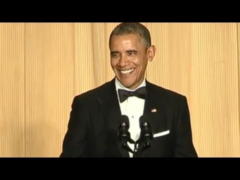 president - President Barack Obama's complete comedy routine at the 2014 White House Correspondents' Dinner. Subscribe to TDC for more comedic Obama videos, and much mor...