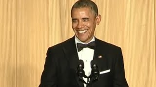 Video President Obama at the 2014 White House Correspondents' Dinner (HD Complete) MP3, 3GP, MP4, WEBM, AVI, FLV Oktober 2017