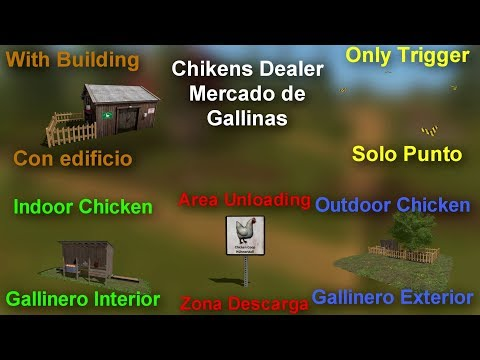 Livestock Trailer Pack (Chicken Edition) v1