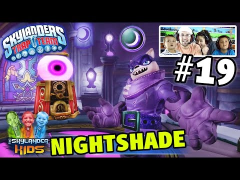 Midnight - Mike, Dad & Chase start off playing Midnight Museum, the new Dark Element themed level but Dad & Mom play the level together for the channel and have a bunch of laughs in the process and we...