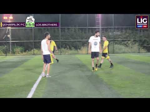 Şenbirlik - Los Brothers maç özeti
