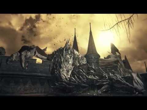 Último tráiler de Dark Souls III para PS4