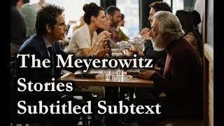 Nonton The Meyerowitz Stories (2017) – Subtitled Subtext Film Subtitle Indonesia Streaming Movie Download
