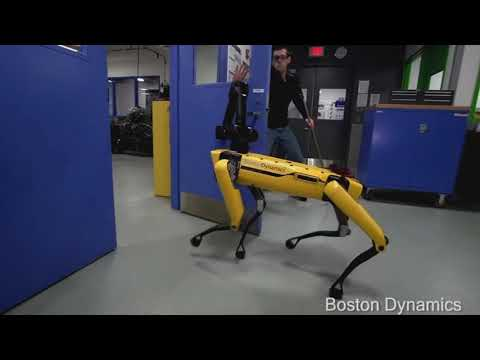 Boston Dynamics With Audio
