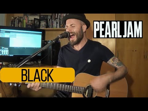 PEARL JAM - Black ( Cover ) on Spotify