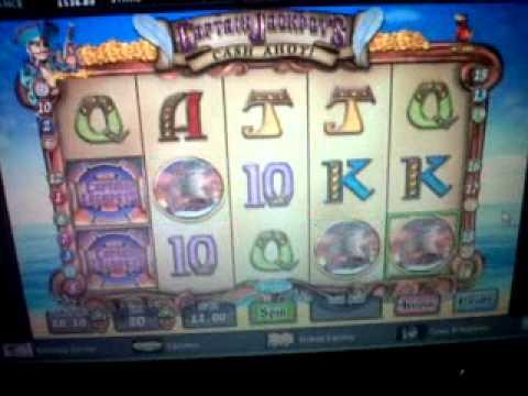 Sky Vegas Captain Jackpot (Demo)