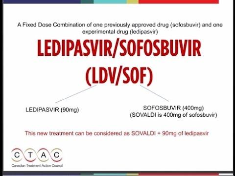 Patient Input Consultation: Ledipasvir/Sofosbuvir