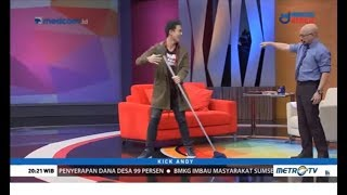 Video Kick Andy - Dari Jongos Jadi Bos MP3, 3GP, MP4, WEBM, AVI, FLV Juni 2019