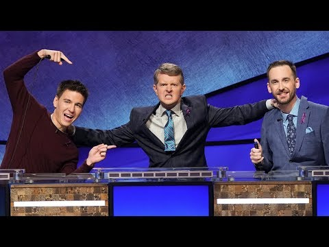 Ken Jennings wins 'Jeopardy! Greatest of All TIme'