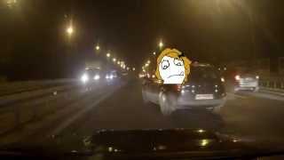 Zemsta na szeryfie drogowym