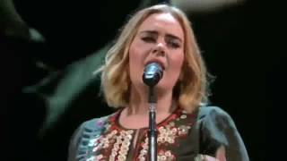 Adele - Water Under The Bridge (Live 2016 Glastonbury Festival)