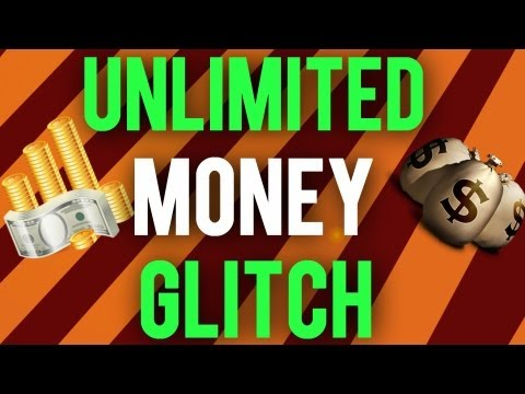 *NEW* Black Ops 2 Zombies- Unlimited Money Glitch in TranZit Mode!