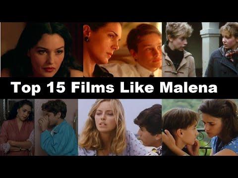 Top 15 Movies Like Malèna  2000