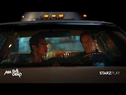 Ash Vs Evil Dead | Season 1| Episode 2 | Bait | STARZ PLAY