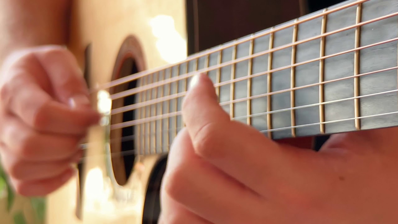 Alan Gogoll – MELODY ONE (Fingerstyle Acoustic Guitar Original)