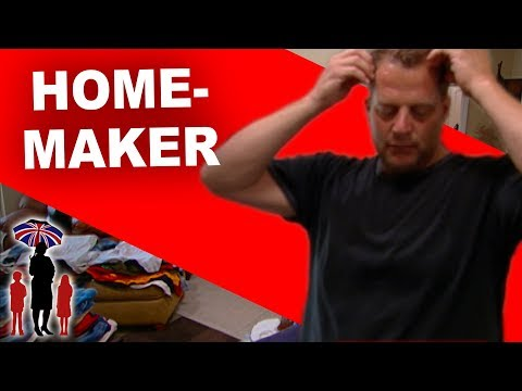 Supernanny | Stay-at-Home Dad Learns How to Be a Homemaker