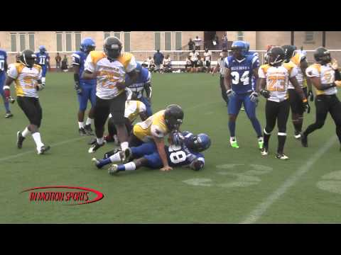 Brooklyn Blue Devils vs South Jersey Cerberus (видео)