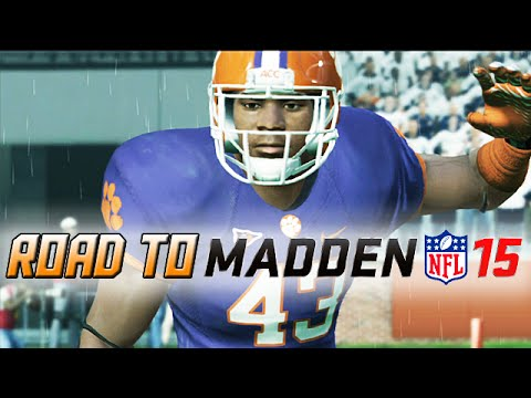 Senior - Sammy continues his journey to Madden 15 against Utah St. What was your favorite part of the episode today? -------------- Road to Madden 15 Playlist - http://bit.ly/UGbvhk Be sure to Like...