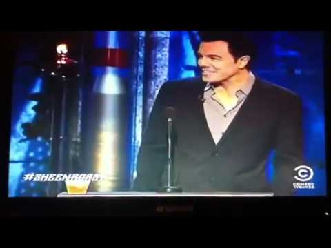 Steve-O and Amy Schumer - Roast of Charlie Sheen