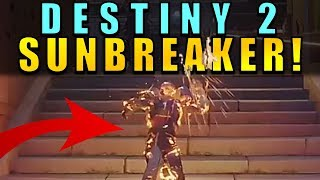 Source: https://www.youtube.com/channel/UCGcafav3qv6D7ZHhZFk9vEAToday we discuss new evidence that the Sunbreaker Titan may indeed be returning in Destiny 2!The 3rd (Taken King) Subclasses have not been seen (until now!) and many people are wondering if Destiny 2 would launch with 2 or 3 subclasses. This evidence points to the face that the 3rd subclasses are in a playable state, and will hopefully be ready for the Destiny 2 Launch!--- Official Merch: https://shop.bbtv.com/collections/kackishd--- My Twitter: https://twitter.com/RickKackis--- My Twitch Channel: http://www.twitch.tv/kackishd/profile