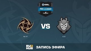 NiP vs. G2 - ESL Pro League S5 - de_cobblestone [CrystalMay, ceh9]