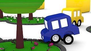 Un nouveau dessin animé avec les #4voiturescolorées qui sont à la recherche d'un gâteau qui est disparu. Comment pensez-vous? Qui pourrais être ce voleur? J'espère que vous saviez que ce n'est pas bien de prendre ce qui n'est pas à vous)LE TEXTE DU DESSIN ANIME:Voici 4 petites voitures. Elles jouent à la balle.Oh, une balle est sortie de la piscine à balles.Les petites voitures, où est-elle ? Il y avait un gâteau sur un plat mais il n'y a plus que des miettes !Allons chercher le gâteau ! Regardons dans la piscine à balles. Pas de gâteau par ici. Hmmm.Nettoyons un peu l'aire de jeux, ce sera plus simple.Un ballon de foot… Juste à côté d'un autre ballon de foot.Et maintenant les cubes. Rangeons les tous ensemble.Petite voiture bleue, que pouvons-nous faire d'autre ?Les fleurs sont fanées. Arrosons-les avec l'arrosoir.Regarde, il y a des miettes du gâteau par ici. Enlevons les cubes verts !Ah, la petite voiture noire se cache par ici ! C'est donc elle qui a pris le gâteau.A l'avenir, tu ne prendras plus ce qui ne t'appartient pas !Ramène le gâteau par ici !Tu as bien compris, n'est-ce pas ?Alors nous te pardonnons !La chaîne « Dessin Animé en Français » présente des dessins animés éducatifs en français #dessinaniméenfrançais pour les enfants. Ils conviennent comme aux petits francophones aussi bien à ceux qui apprennent le français #apprendrelefrancais.Abonnes-toi à la chaîne et tu ne vas plus rater nos nouvelles vidéos1. #Construire & #Jouer https://www.youtube.com/playlist?list=PLCXwhc0I74pWEOqmb7t_RRoSRp-goOMuZ ce sont des vidéos présentées sous forme de jeu d'assemblage: on construit des #voitures, des #avions, des #vaisseaux et d'autres #machines avec des pièces différentes. En même temps on va #apprendre les noms des pièces, les #couleurs, les #nombres et #enrichir le vocabulaire. Les #dessinsanimés sont amusants, et de plus, ils développent une intelligence spatiale d'un enfant.2. #Déballage de jouets #unboxing #unpackinghttps://www.youtube.com/playlist?list=PLC