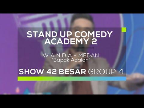 Wanda - Bapak Adalah (SUCA 2 - 42 Besar Group 4)