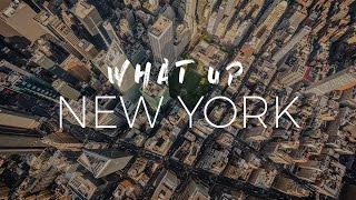 Stéphane Legrand - What up New York