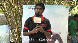 Manoj Devadass Speaks at Naangellam Edagoodam Press Meet