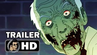 Nonton SEOUL STATION Official Trailer (2017) Zombie Horror Animation Movie HD Film Subtitle Indonesia Streaming Movie Download