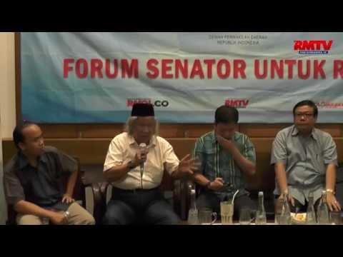 Ridwan: Pemindahan Ibukota Negara Sebatas Pencitraan Politik