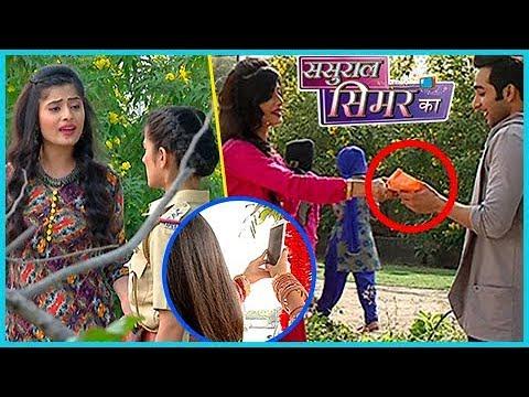 Roshini's STING OPERATION On Anjali | Sasural Sima