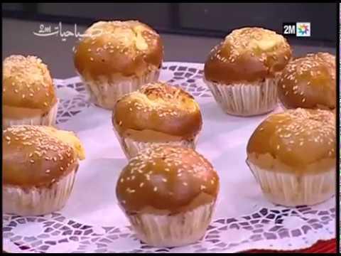 العرب اليوم - شاهد : طريقة تحضير بريوش بالجبة