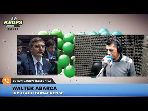 Diputado Abarca habló sobre quita de impuestos municipales a tarifas y la postura del peronismo