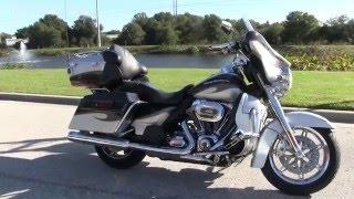 7. Used 2013 Harley Davidson FLHTCUSE CVO Ultra Classic