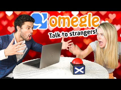 Blind Dating On Omegle *she fell in love*