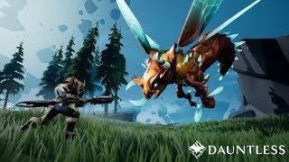 Видео к игре Dauntless из публикации: Стала известна дата начала ОБТ Dauntless