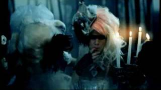 Kerli music video Tea Party (From Alice In Wonderland)