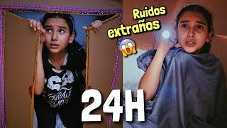 24 HORAS EN UNA CAJA DE CARTÓN - Gibby :)
