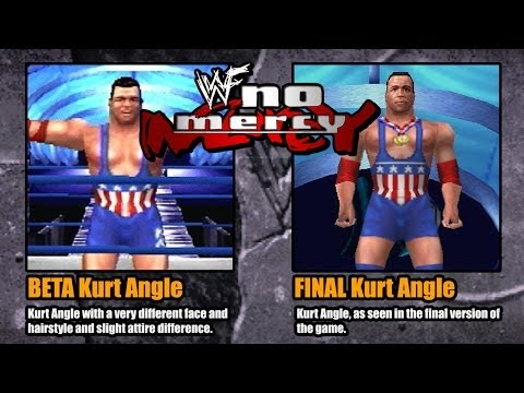 WWF No Mercy - Beta Comparison